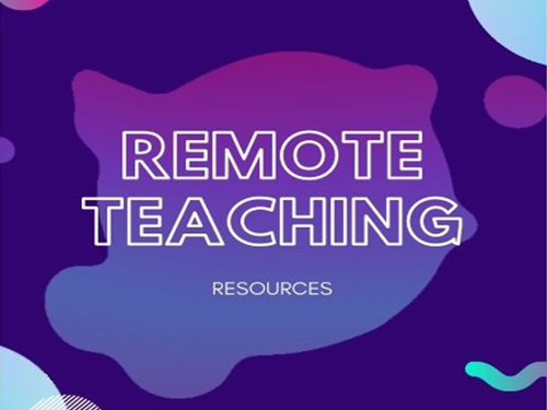 LRC-South Remote Teaching Resources